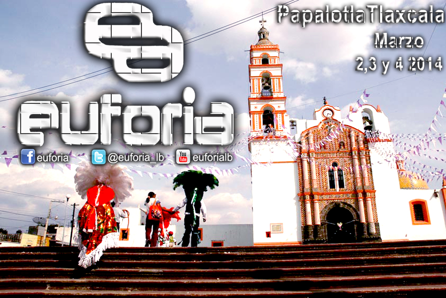 Carnaval Papalotla Tlaxcala,  2,3 y 4 De Marzo Del 2014